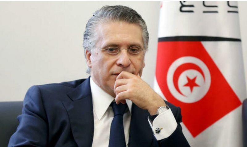 """اعتقال رئيس حزب قلب تونس """"نبيل القروي"""" بعد العثور عليه في مدينة حدودية بالجزائر"""