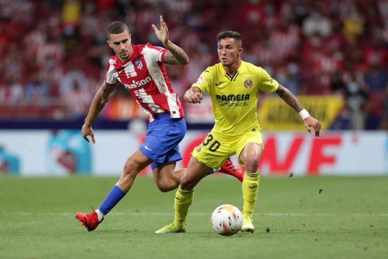 أتلتيكو مدريد يخسر الصدارة.. وينجو من الهزيمة أمام فياريال بأعجوبة