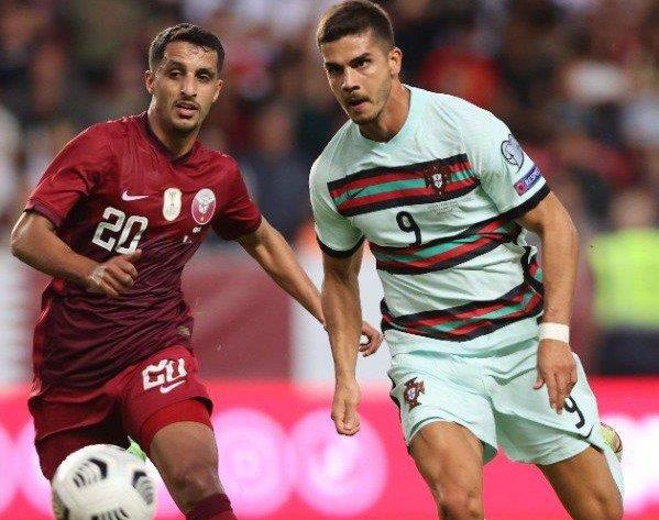 قطر تخسر من البرتغال بثلاثية لهدف في تصفيات كأس العالم