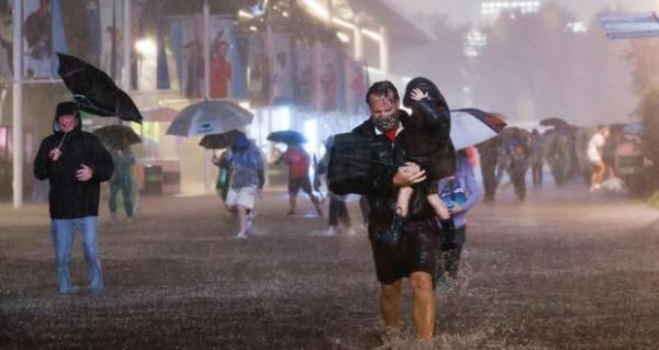 """نيويورك """"منطقة كوارث"""" بسبب إعصار أيدا"""