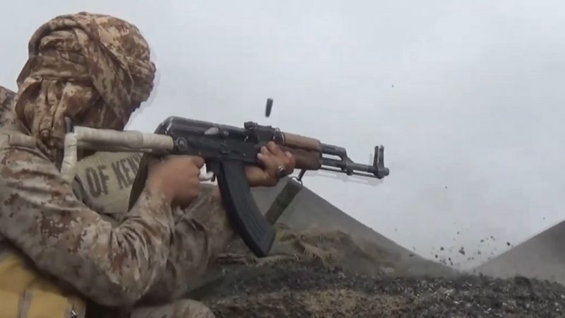 قوات الجيش تحرر مواقع شرق الجوف وطيران التحالف يستهدف المليشيا بمأرب