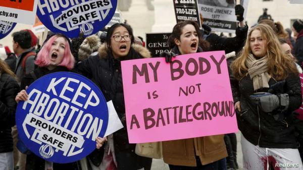 إدارة بايدن ترفع دعوى قضائية ضد ولاية تكساس بسبب قانون حظر الإجهاض