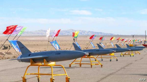 إيران تخصص قاعدة جوية لتدريب مليشياتها ووكلائها على الطائرات المسيرة