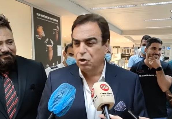 """بعد اتهامات """"من سيسرق المليون"""" .. الوزير اللبناني جورج قرداحي يرد """"فيديو"""""""