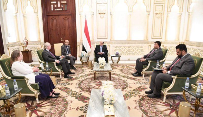 رئيس الجمهورية يؤكد حرصه على حقن الدماء وتحقيق السلام