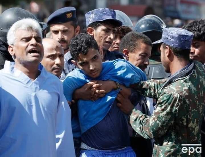 قلق أممي من انتهاكات حقوق الإنسان المرتكبة من قبل مليشيا الحوثي والإنتقالي