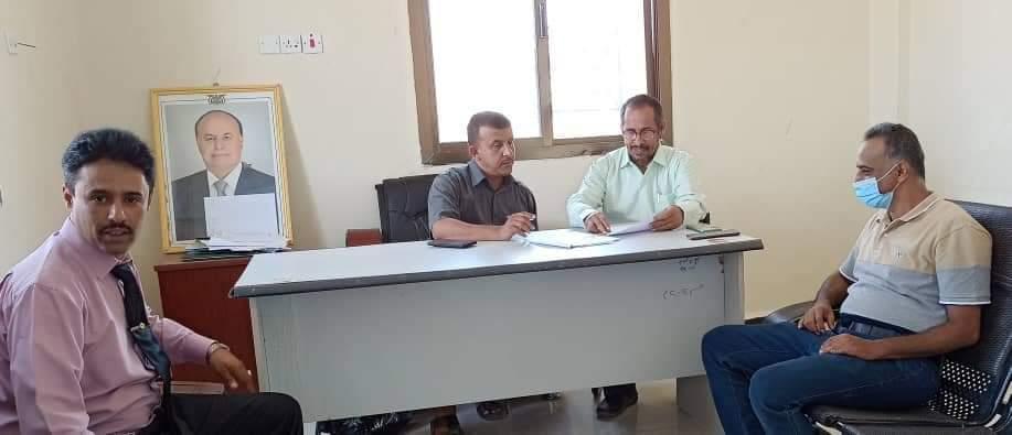 مكتب أوقاف شبوة يعقد لقاء للدعاة لتوحيد الخطاب لمواجهة مليشيات الحوثي