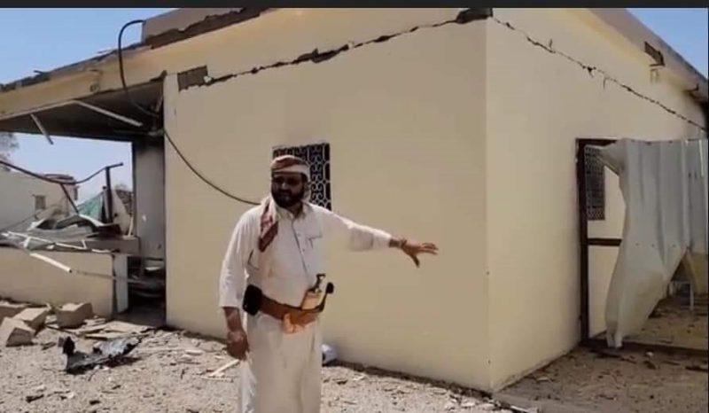 الحكومة تدين استهداف مليشيا الحوثي الإرهابية المدعومة من إيران منزل محافظ محافظة مأرب