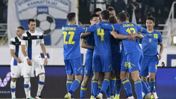 فوز أول لأوكرانيا والبوسنة وليتوانيا ضمن تصفيات مونديال 2022