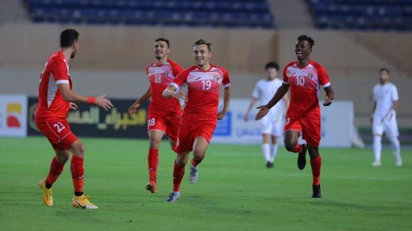 بخماسية على سوريا.. الأردن يتأهل إلى المباراة النهائية لبطولة غرب آسيا