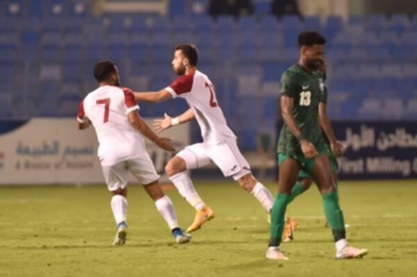 منتخب الأردن الأولمبي يتوج ببطولة غرب أسيا على حساب السعودية