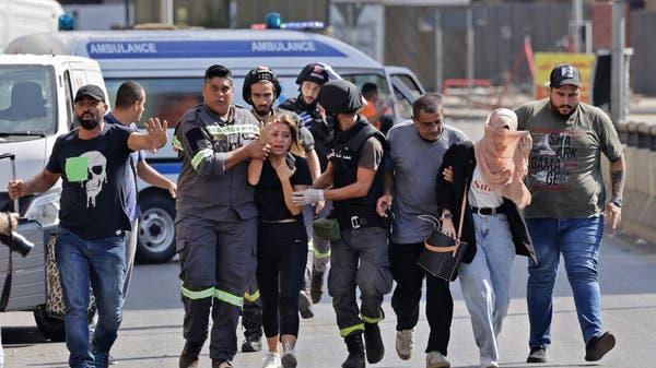 بيروت تشهد هدوء حذر بعد أعمال عنف دامية