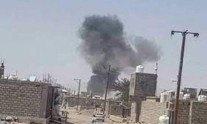 مليشيات الحوثي تستهدف مأرب بصاروخ باليستي